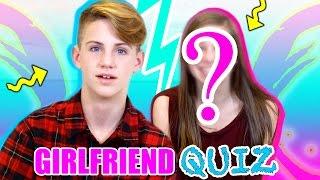 The Girlfriend Quiz! (MattyBRaps vs CeCe)