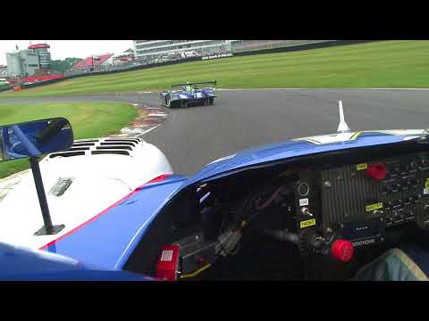 Brands Hatch Masters Legends race Riley & Scott dices with Dallara Judd V10