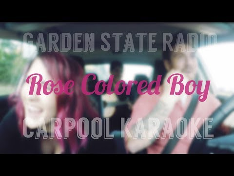 Garden State Radio: Carpool Karaoke - Rose Colored Boy (Paramore Cover)