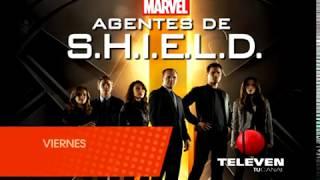 Marvel Agentes de S.H.I.E.L.D | TELEVEN