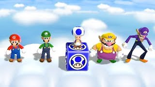 Mario Party 9 - High Rollers