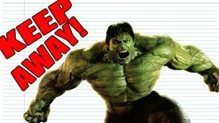 The TRUE DANGER Of The Hulk