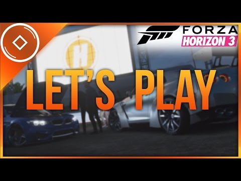 Forza Horizon 3 || Let's Play - Episode 3 (4K 60fps)