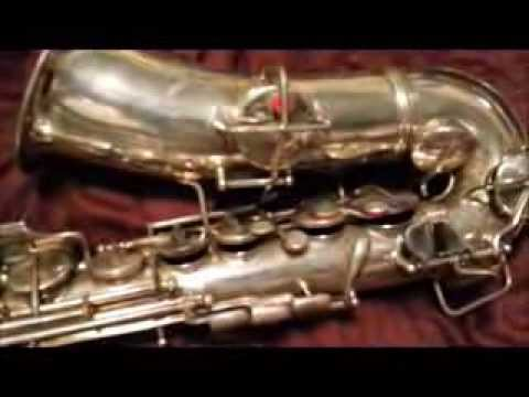 Conn New Wonder Alto Saxophone Review