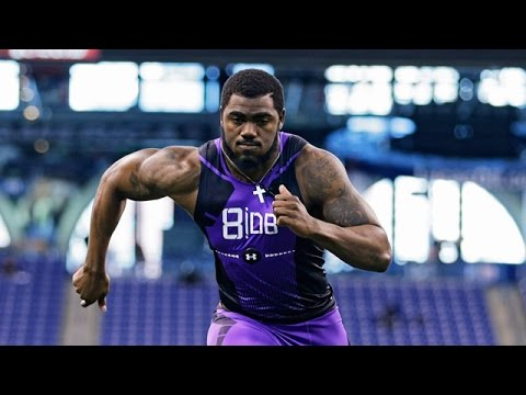 Landon Collins 2015 NFL Scouting Combine highlights
