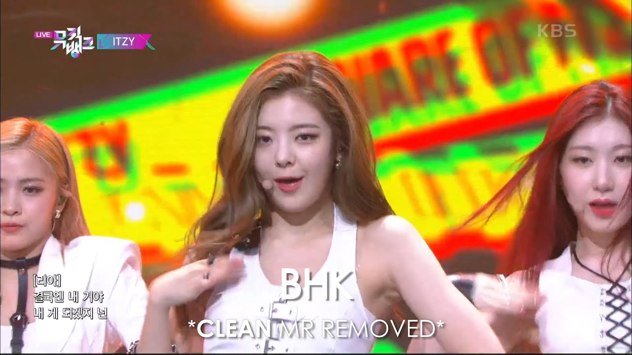[CLEAN MR Removed] 210507 ITZY (있지) MAFIA IN THE MORNING (마.피.아. IN THE MORNING) | Music Bank