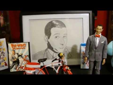 Pee-Wee's Big Adventure Pee Wee Herman Custom 1/6 Figure & X-1 Bike by Rainman - Contest Results