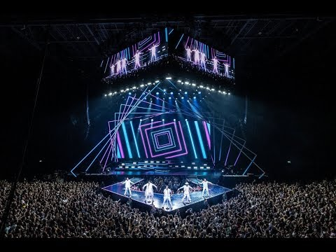 2019 Back Street Boys: DNA World Tour - 3Arena Dublin Ireland