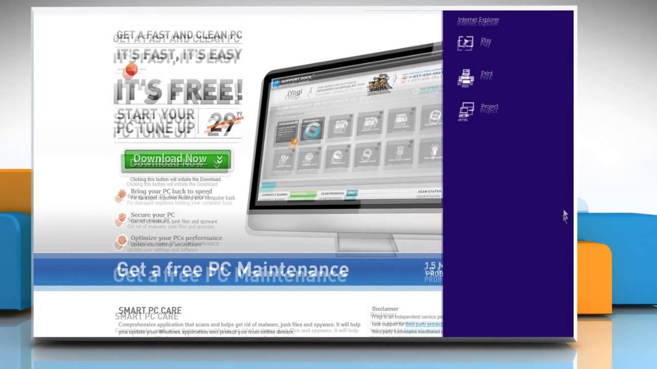 print to pdf internet explorer
