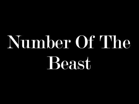 Shawn James - The Number of the Beast (Iron Maiden Cover) Lyrics