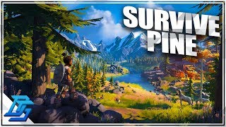 OPEN WORLD RPG, DECIDE WHO LIVES WHO DIES - Pine Gameplay - Part 1