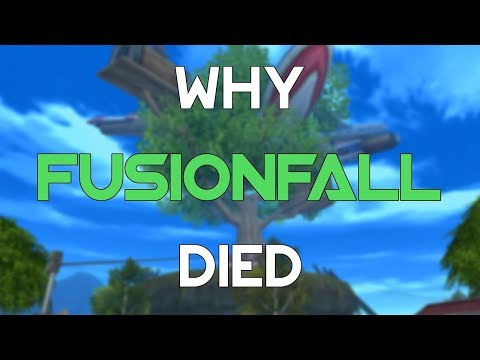 why-cartoon-network's-fusionfall-died-|-a-look-back