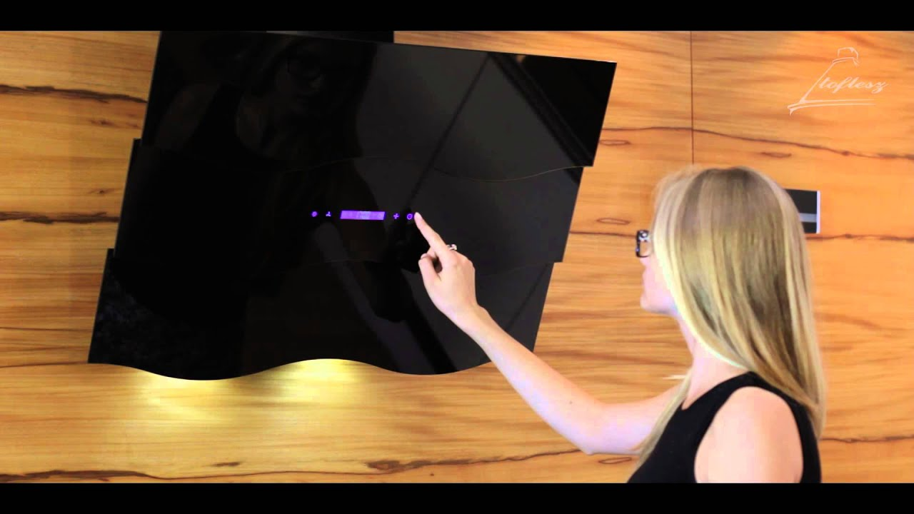 5w Led Okap Kuchenny Toflesz Ok-6 Fala - Youtube