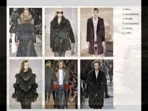 Что модно зимой 2015-2016