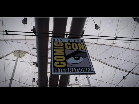 San Diego Comic Con 2019 Show Floor - Lets Explore