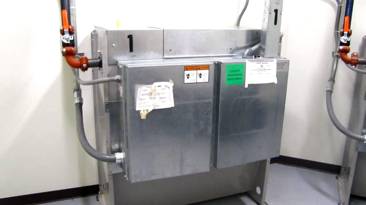 hydraulic elevator machine room