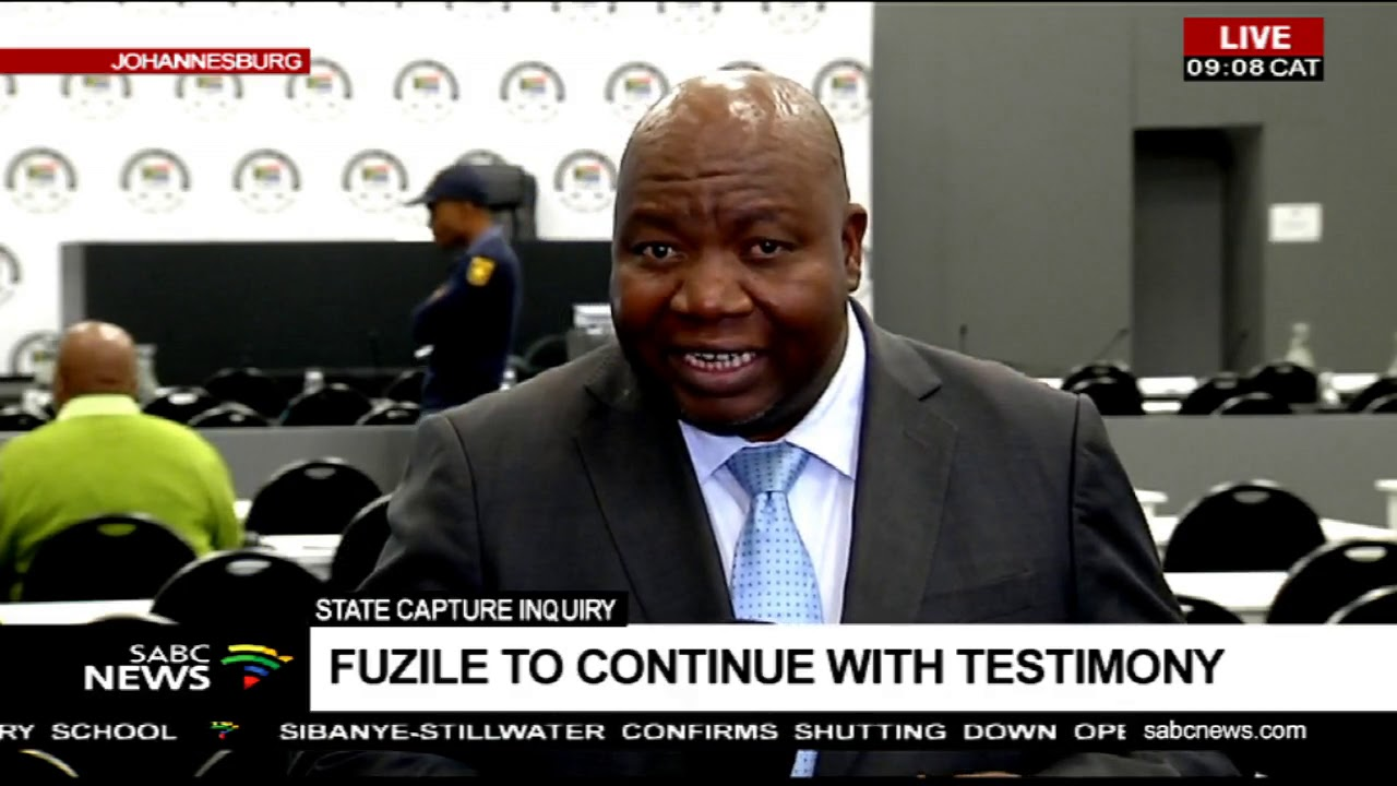 State capture inquiry | Fuzile to continue with testimony