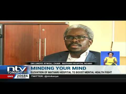 Kenya's  future with regards to mental health