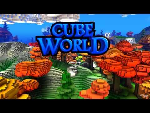 CUBE WORLD GAMEPLAY ESPAÑOL   EL JUEGO OLVIDADO