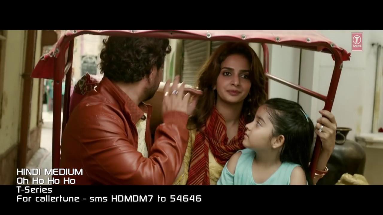 Oh Ho Ho Ho (Remix) Ft Ikka Singh Song | Irrfan Khan ,Saba Qamar | Sukhbir
