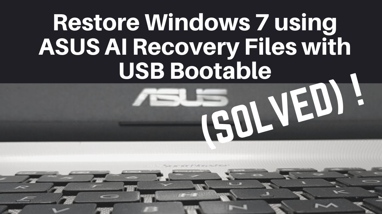 Download Drivers: Asus X54C AI Recovery