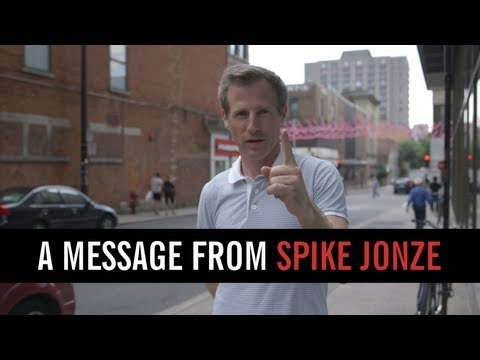 YouTube and Spike Jonze want to hear about your year in music.