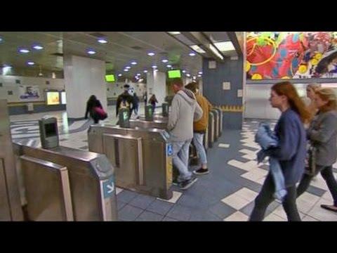 LA Transit System Terror Threat Warning