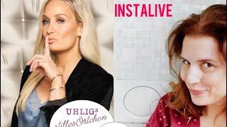 Janine Kunze bei Uhligs stilles Örtchen