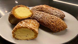 슈 반죽 (Pâte à choux) 파헤치기 / 베이킹…