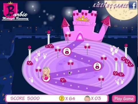 Игры Барби -