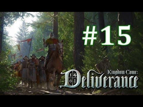 Kingdom Come: Deliverance | Find Missing Moldavite | EP15 Gameplay