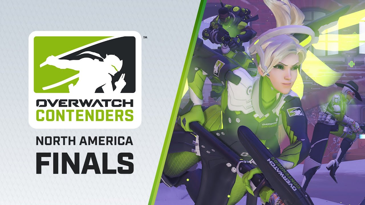 [Co-Stream] Contenders North America | S2 July | Finals