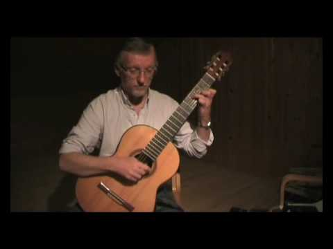 Canon in D  Pachelbel played  PerOlov Kindgren