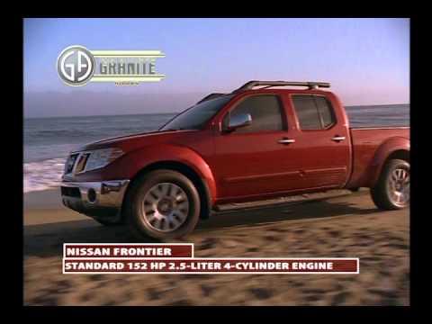 Nissan Frontier: Standard 152 HP 2.5 Liter 4 Cylinder Engine