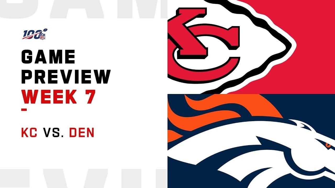 Chiefs vs. Broncos: Game Preview