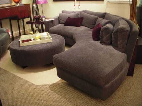 The Sumptuous Velvet Sectional Sofa For Your Living Room