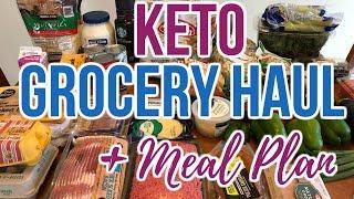 Social Medi Keto Grocery Haul – Meta Morphoz