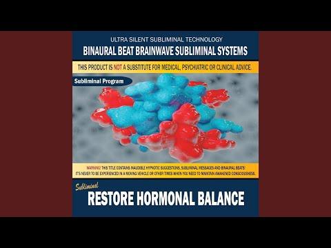 Restore Hormonal Balance