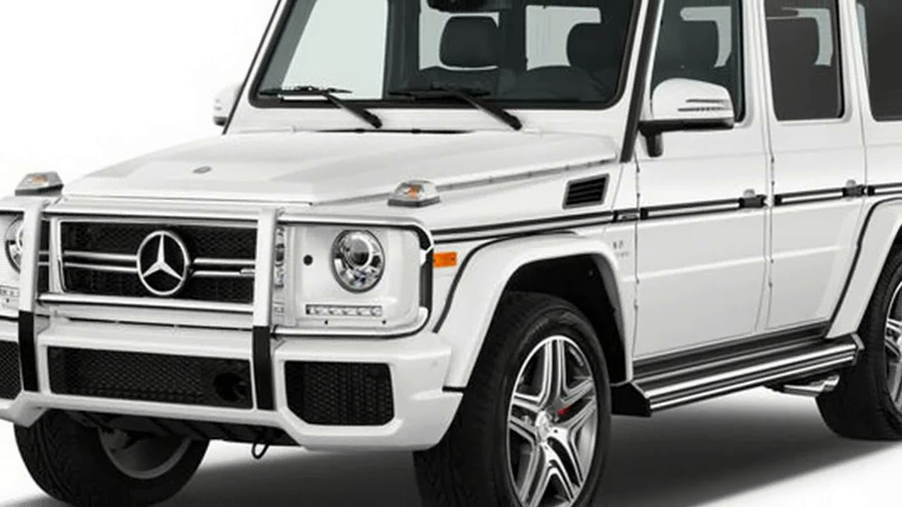 New 2017 Mercedes Benz Suv G Class Prices Reviews And Pictures