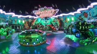Ghost Rider - Löffelhardt (ONRIDE) Video Rheinkirmes Düsseldorf 2019
