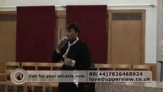 Live at the Church of Christ the Cornerstone - Ivy Kombo-Kasi