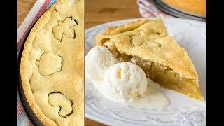 Американский Яблочный Пирог | Apple Pie | Tanya Shpilko