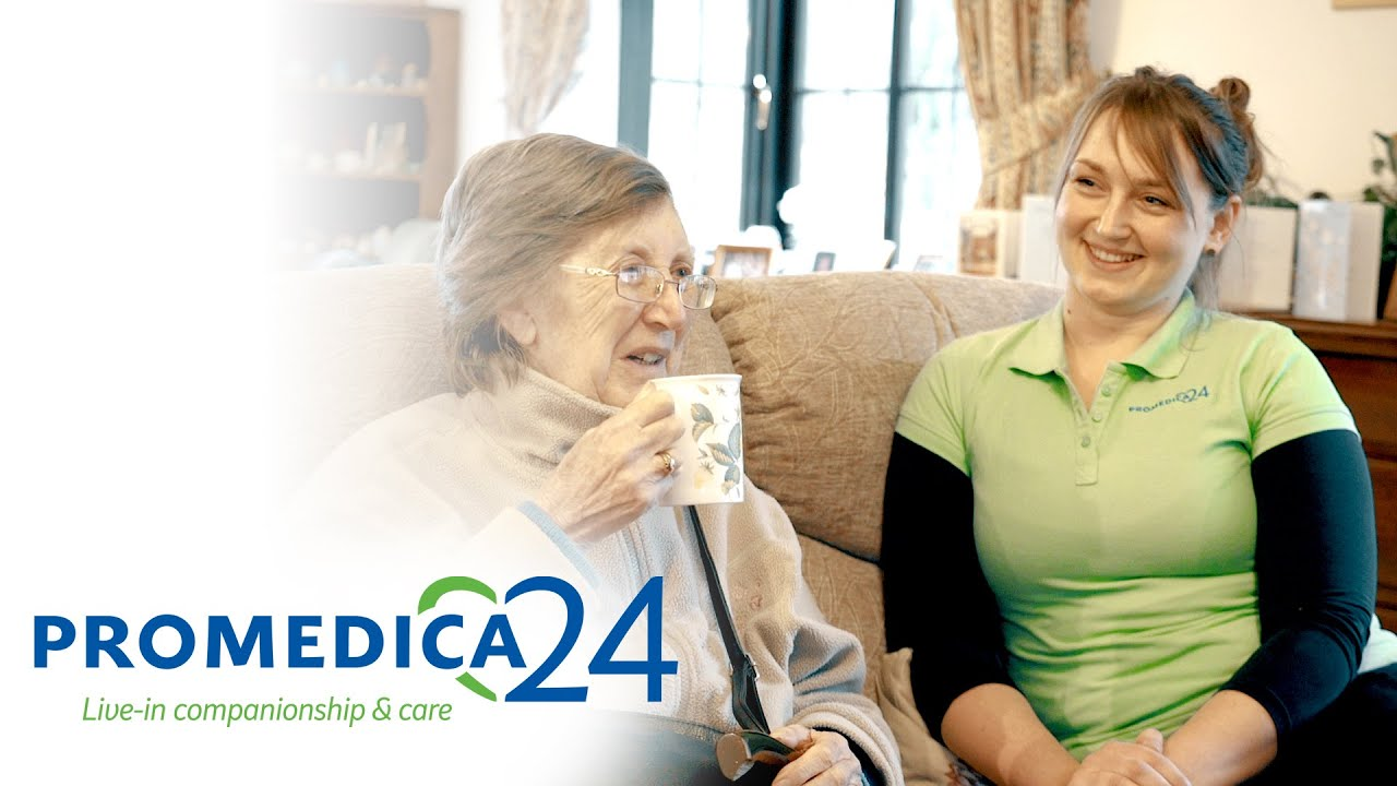 Care at Home | Live in care services | Promedica24