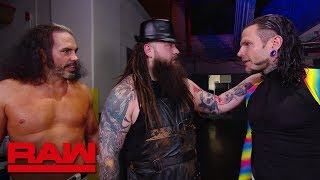 Jeff Hardy comes face-to-face with