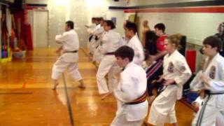 2005 NJ Martial Arts Last Day Old Pathmark Dojo Final Kata