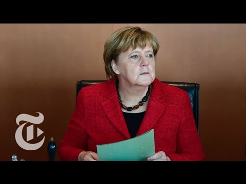 Chancellor Angela Merkel's Playbook for President Donald Trump | The New York Times
