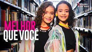 Millena & Manu Maia - Melhor Que Voce (Clipe Oficial)