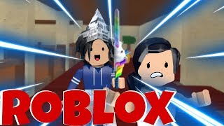 ROBLOX-Not the lucky day of the mom; 3 (Murder mystery 2)