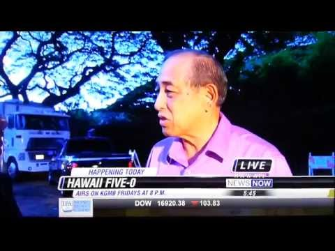 Hawaii Five0 S5 Blessing, Dennis Chun