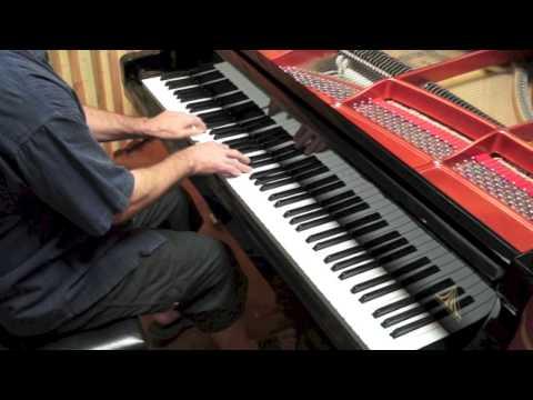 'Kyoto' piano solo by Mayumi Kato - P. Barton, FEURICH grand piano